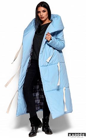 Пальто Тейлор, Голубой - фото 4