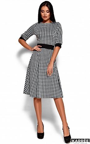 Платье Дакота, Комбинированный - фото 1