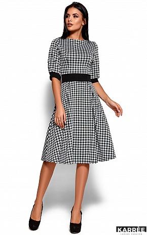 Платье Дакота, Комбинированный - фото 4