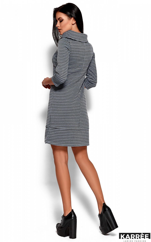 Платье Честер, Синий - фото 4