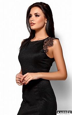 Платье Алира, Черный