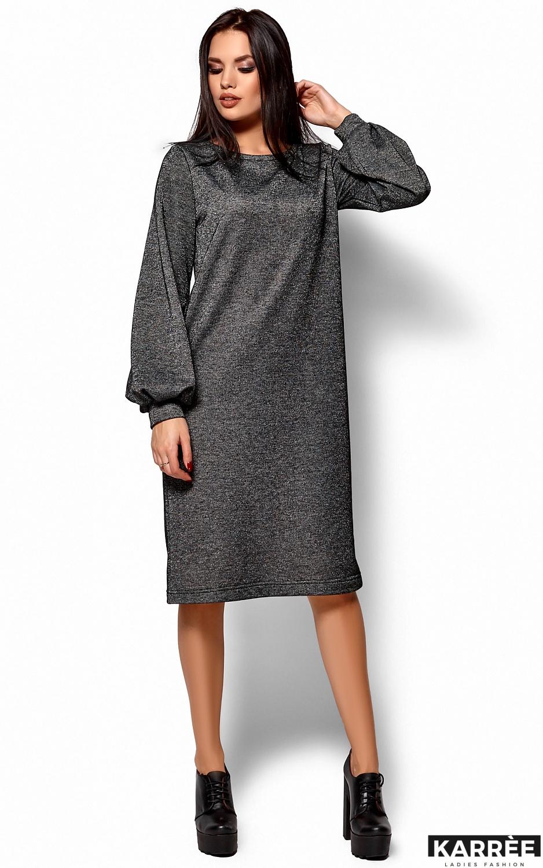 Платье Нино, Черный - фото 1