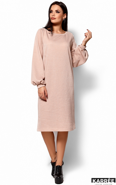 Платье Нино, Бежевый - фото 1