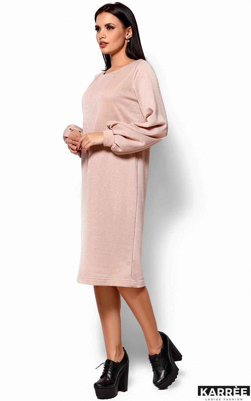 Платье Нино, Бежевый - фото 5