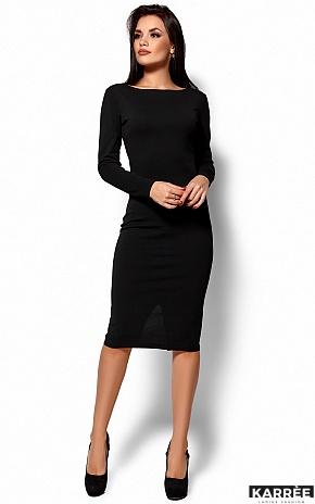 Платье Лола, Черный - фото 1