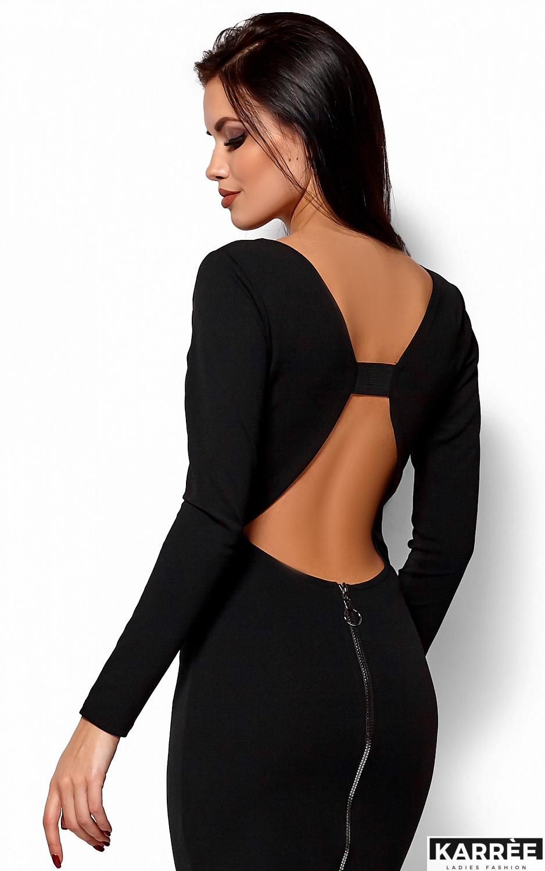 Платье Лола, Черный - фото 2