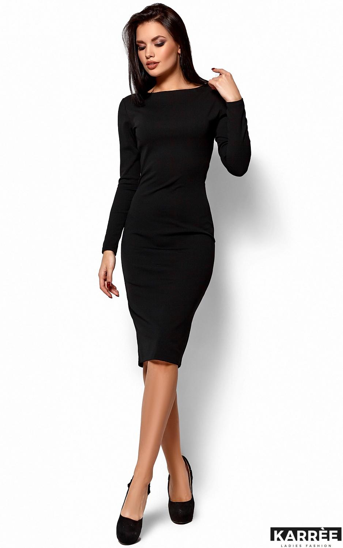 Платье Лола, Черный - фото 3