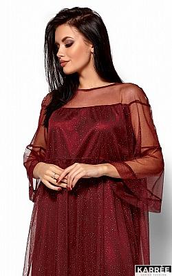 Платье Иви, Марсала