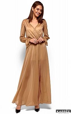 Платье Голди, Бежевый