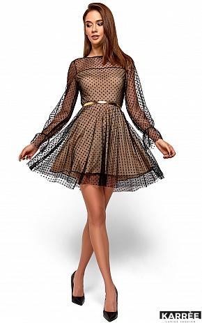 Платье Брайни, Черный - фото 3