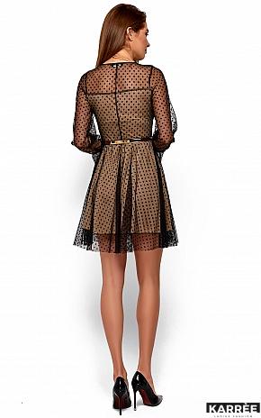 Платье Брайни, Черный - фото 5
