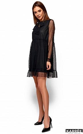 Платье Парма, Черный - фото 3