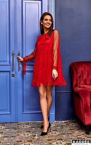 Платье Парма, Красный - фото 1