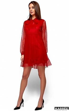 Платье Парма, Красный - фото 3