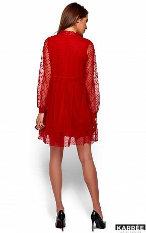 Платье Парма, Красный - фото 4