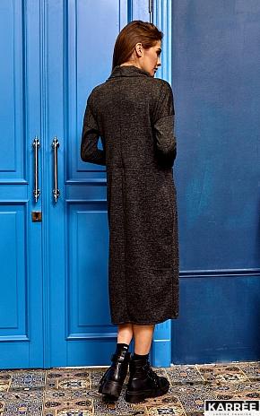 Платье Эрика, Черный - фото 6
