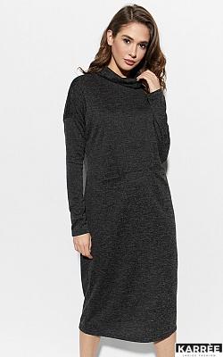 Платье Эрика, Черный