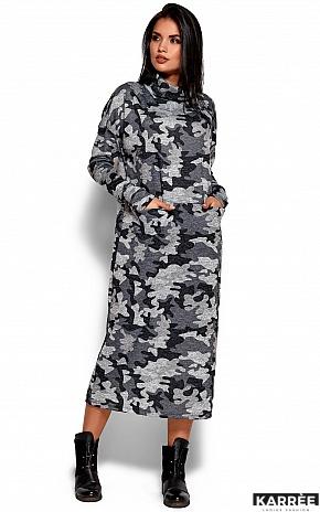 Платье Эрика, Комбинированный - фото 2