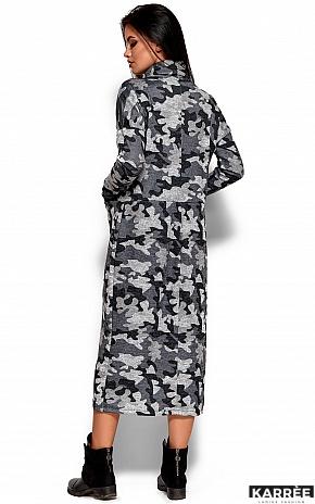 Платье Эрика, Комбинированный - фото 3
