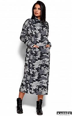 Платье Эрика, Комбинированный
