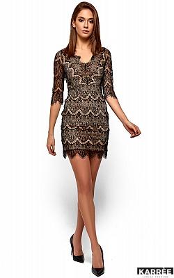 Платье Янина, Черный