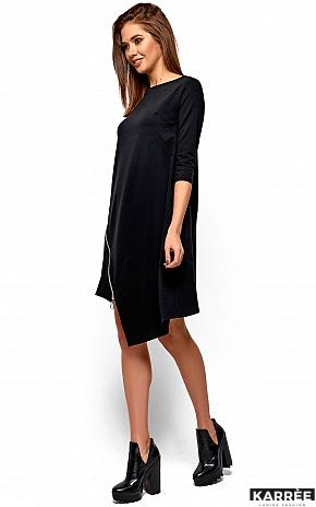 Платье Океана, Черный - фото 3