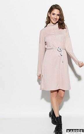 Платье Алиса, Розовый - фото 1