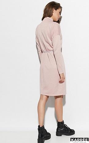 Платье Алиса, Розовый - фото 4
