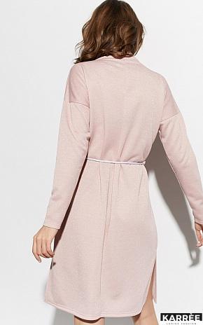 Платье Алиса, Розовый - фото 5