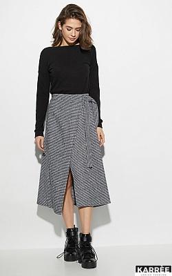 16f61f0adde Купить юбку миди стильную недорого в интернет-магазине Karree ᐈ ...