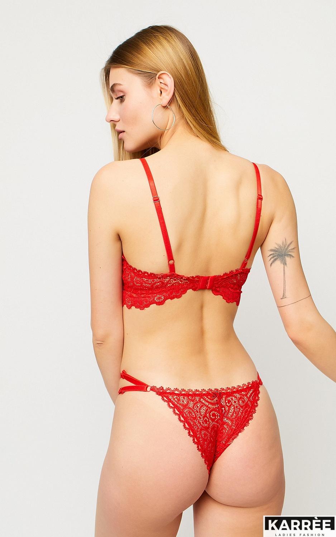 Комплект Линни, Красный