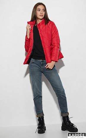 Куртка Кэрол, Красный - фото 1