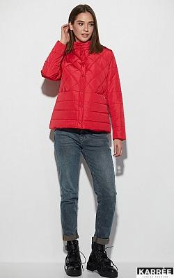 Куртка Кэрол, Красный