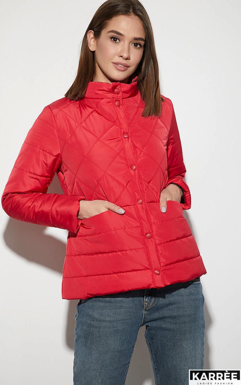 Куртка Кэрол, Красный - фото 3