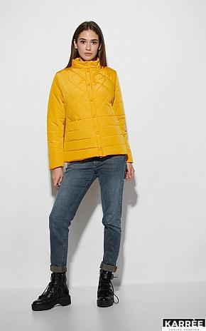 Куртка Кэрол, Желтый - фото 1