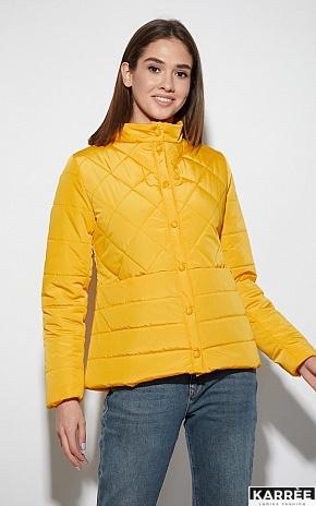 Куртка Кэрол, Желтый - фото 2