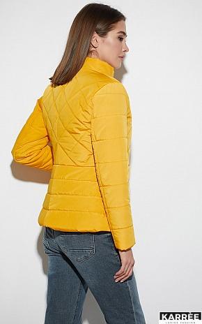 Куртка Кэрол, Желтый - фото 3