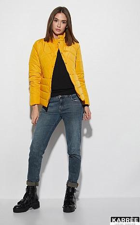 Куртка Кэрол, Желтый - фото 4