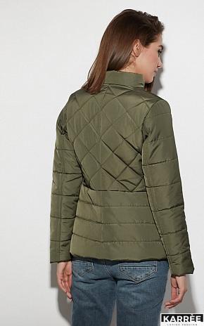 Куртка Кэрол, Хаки - фото 2