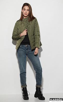 e60b6cca3ff Купить стильную женскую куртку в Интернет магазине Karree ᐈ Цены ...