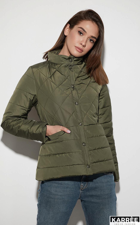 Куртка Кэрол, Хаки - фото 3