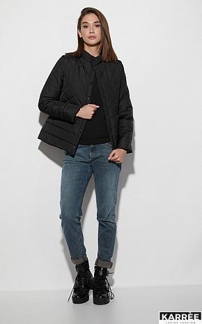 Куртка Кэрол, Черный - фото 1