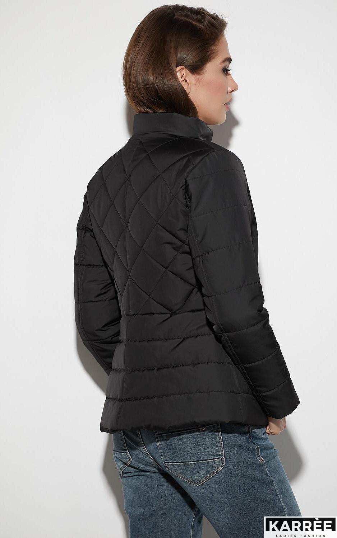Куртка Кэрол, Черный - фото 3