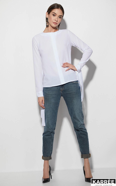 Блуза Мелания, Белый - фото 1