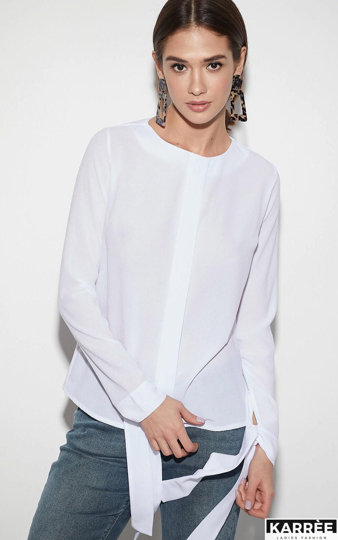 Блуза Мелания, Белый - фото 2