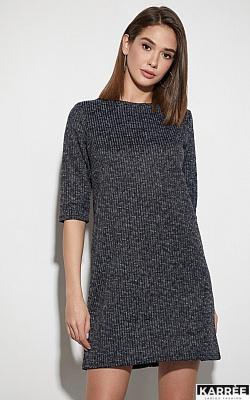 Платье Риана, Темно-синий