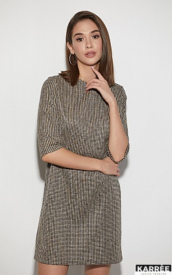 Платье Риана, Бежевый