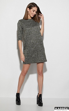 Платье Риана, Хаки - фото 3