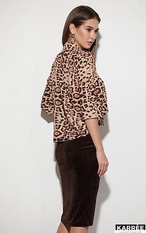 Блуза Годжи, Лео - фото 3