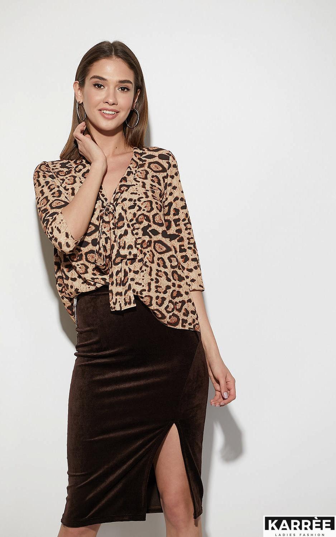 Блуза Годжи, Лео - фото 2